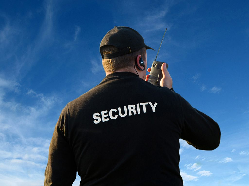 Security Guard Company in Shoreline, WA (8911)